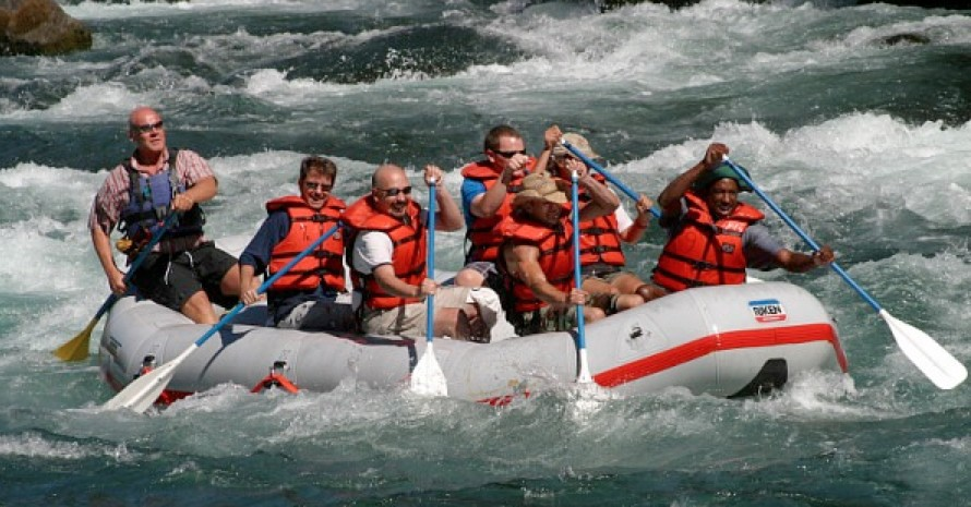Blood Brothers Rafting 2